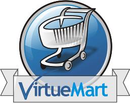 ecommerce web design with Virtuemart